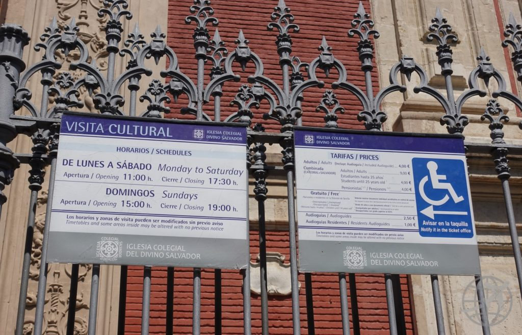 Seville Cathedral prices and discounted admissions